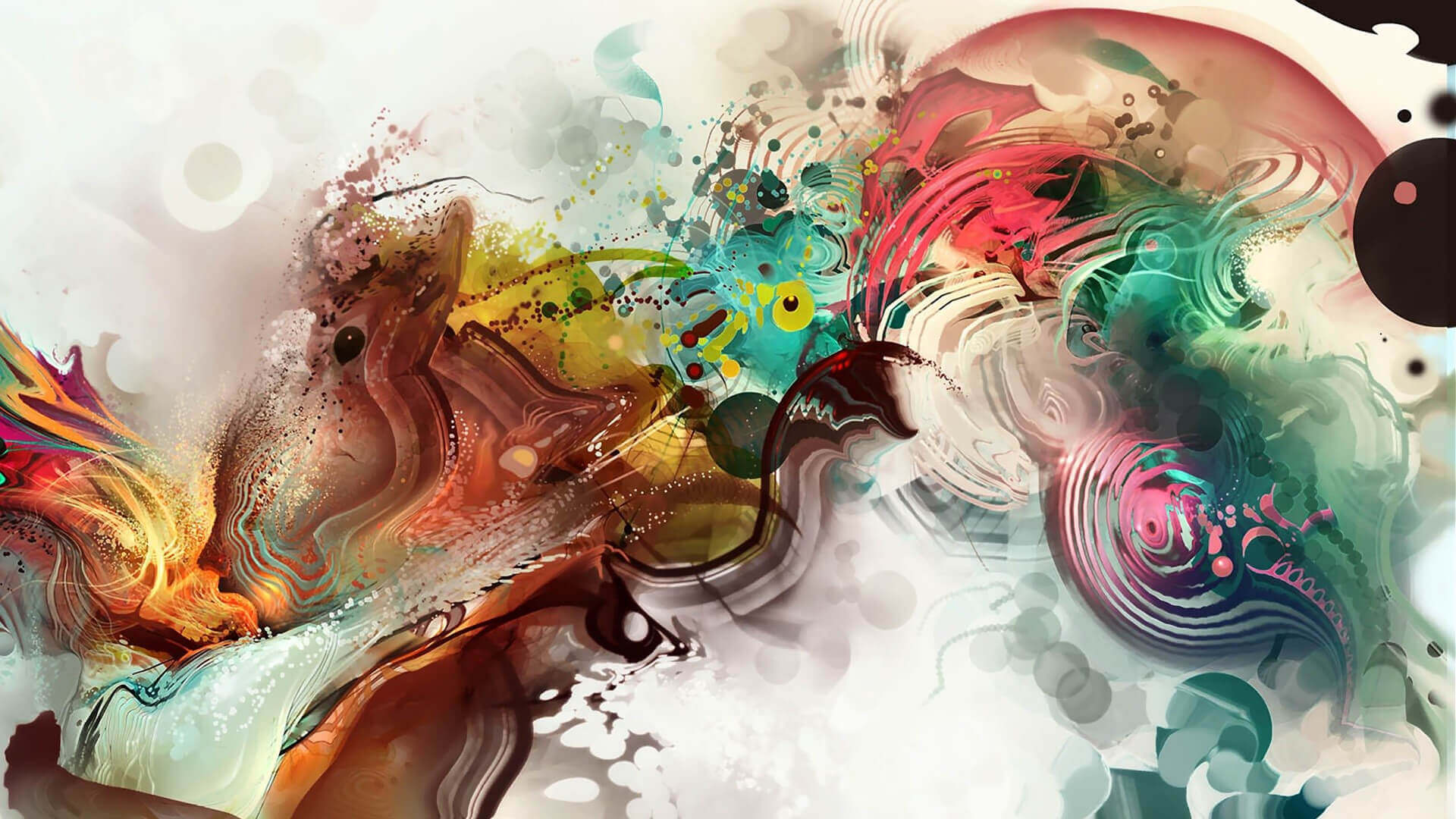 20 Mind Blowing Abstract HD Wallpapers