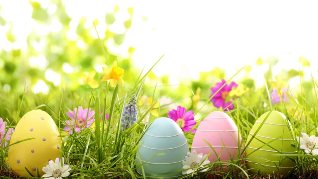 20 Best Easter Egg Wallpapers Blogenium Free Wallpapers