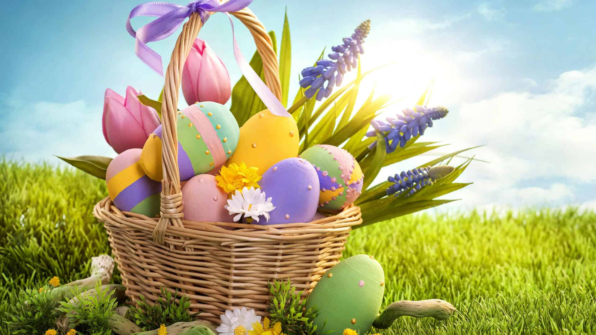 20 Best Easter Egg Wallpapers