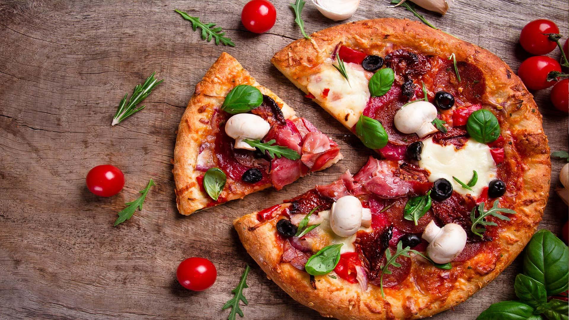 20 HD Pizza Wallpaper