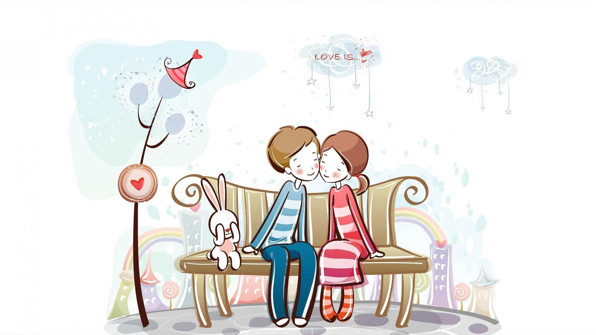 20 Beautiful and Romantic Love Wallpaper