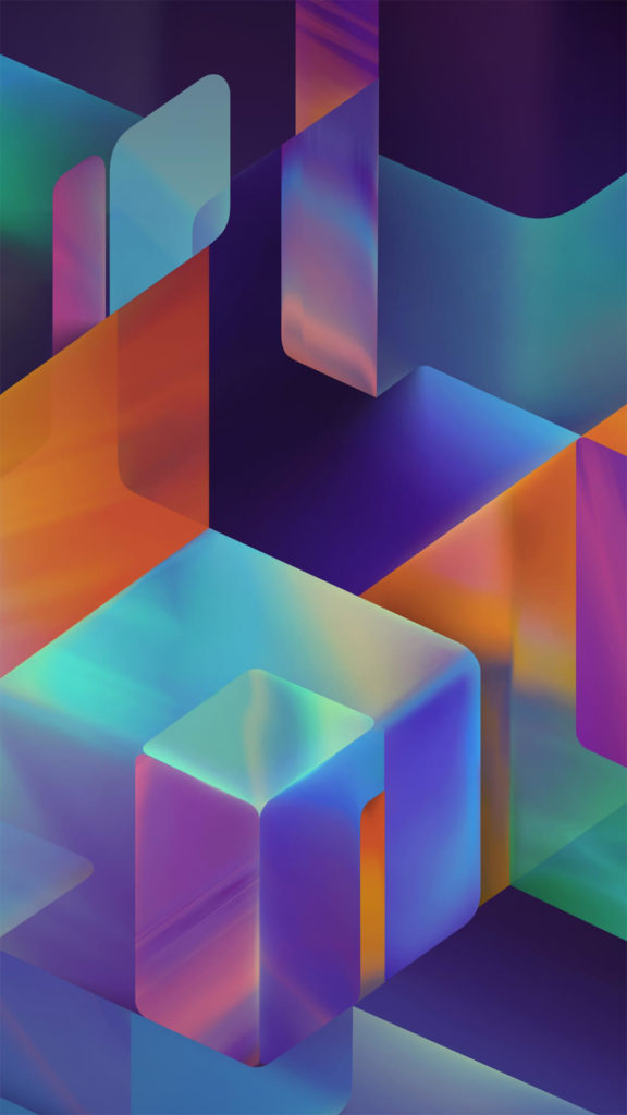 Mixture of Android Wallpaper
