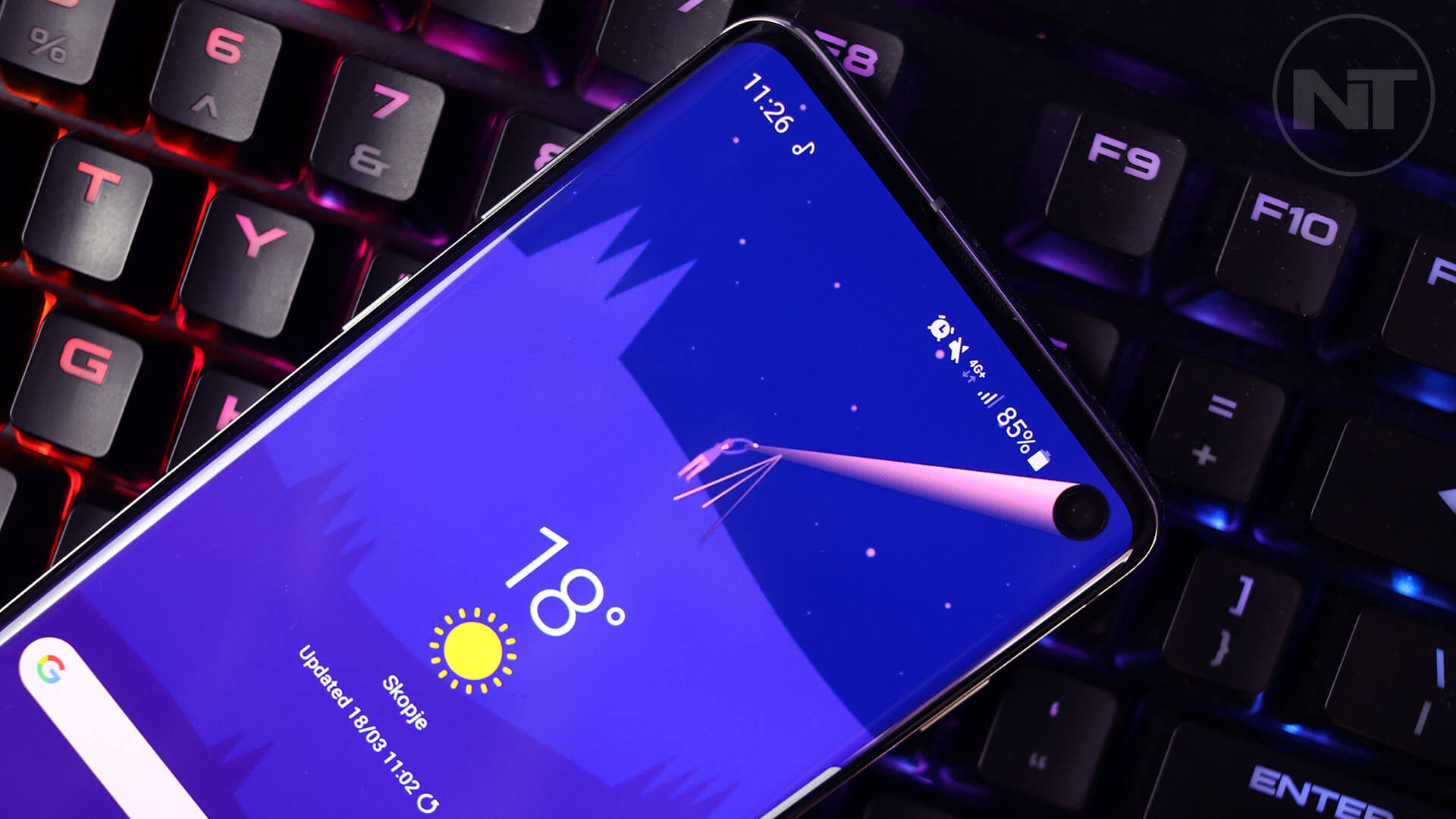 20 Beautiful Samsung Galaxy S10 Pictures