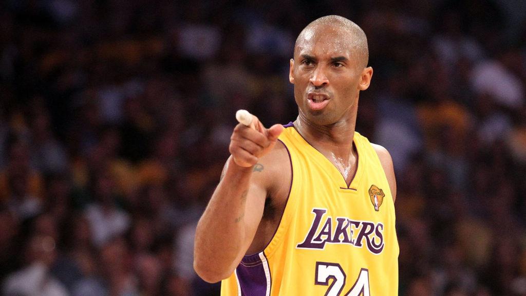 Lakers 24 Kobe Bryant