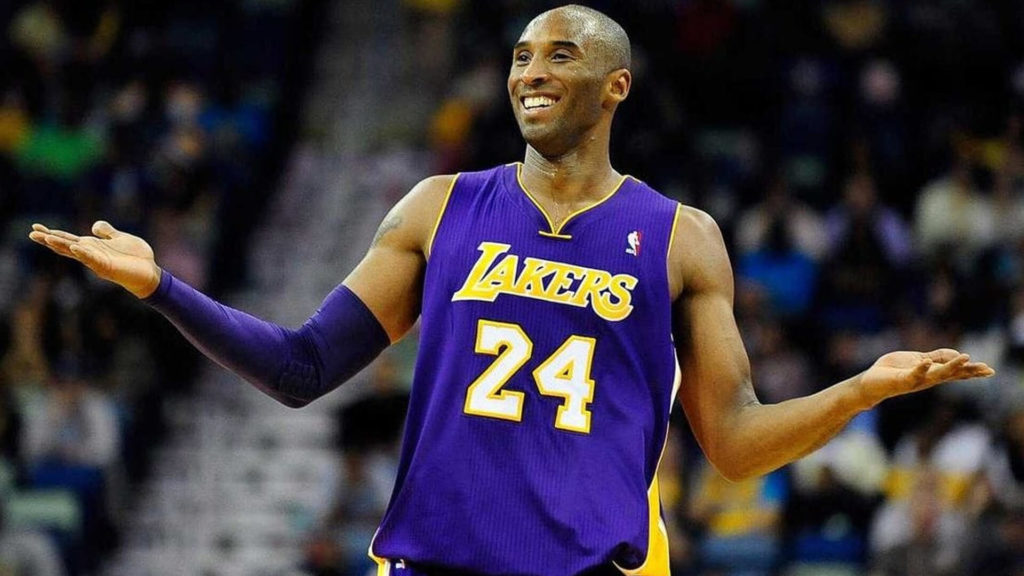 Happy Kobe