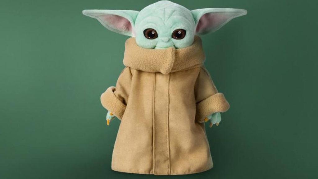 Baby Yoda Wallpaper