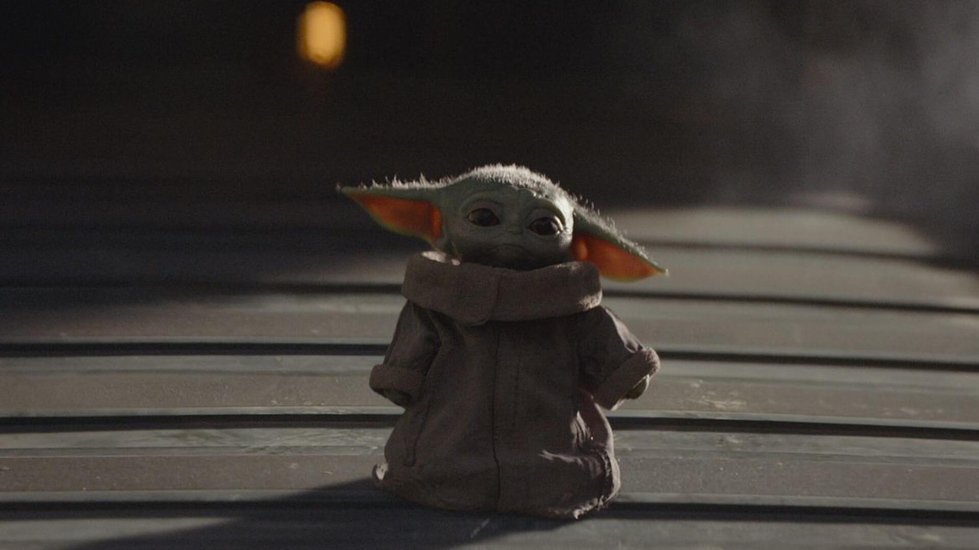20 Innocent Baby Yoda Wallpapers