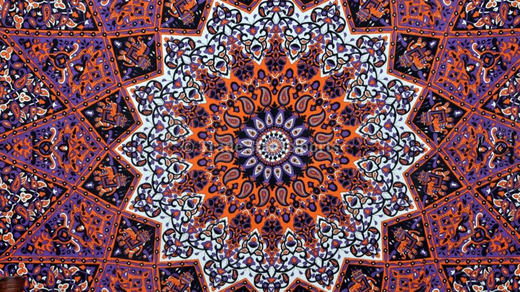 Tapestry Wallpapers - Circles