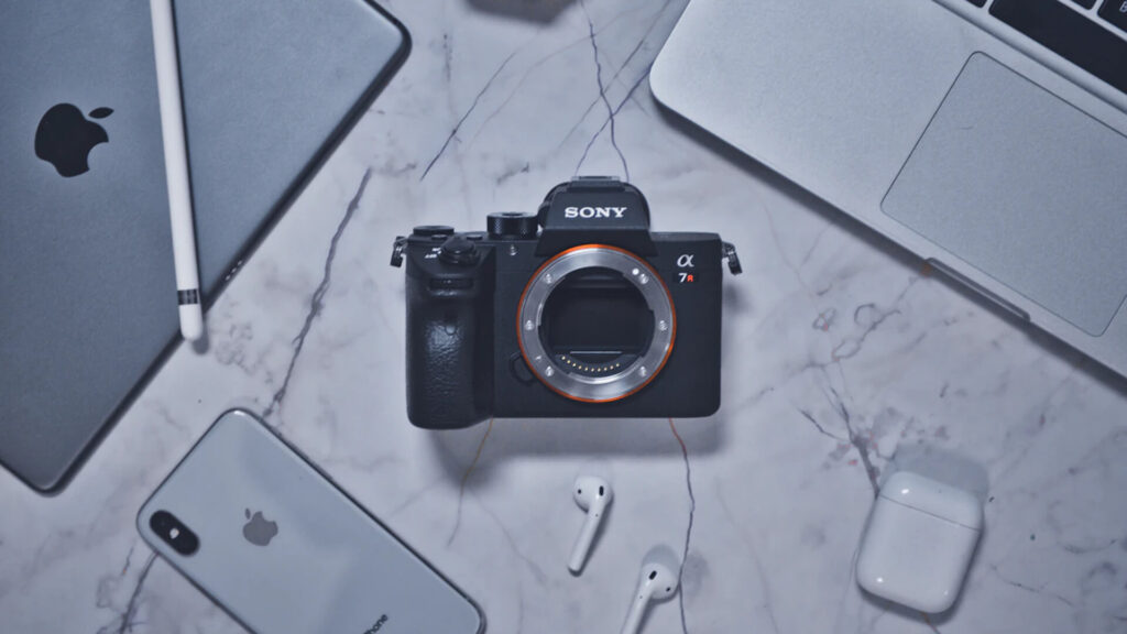 Sony Camera for Photography Editing